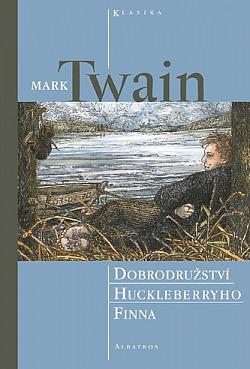 Dobrodružství Huckleberryho Finna obálka knihy