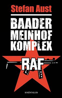 Baader Meinhof komplex obálka knihy