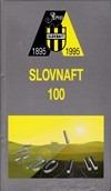 Slovnaft 100 obálka knihy