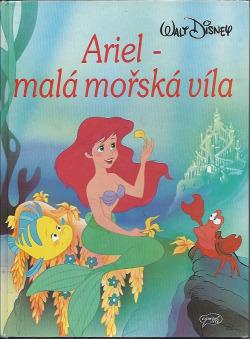 Ariel – malá mořská víla