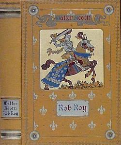 Rob Roy obálka knihy