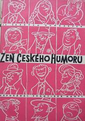 Žeň českého humoru obálka knihy