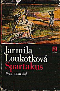 Spartakus: Před námi boj obálka knihy