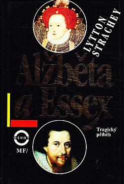 Alžběta a Essex obálka knihy