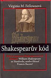 Shakespearův kód obálka knihy