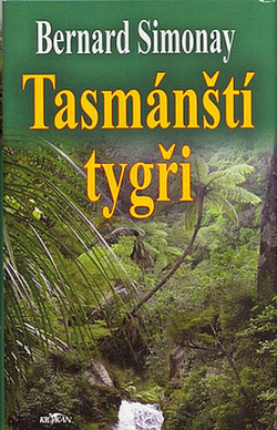 Tasmánští tygři obálka knihy