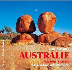 Austrálie obálka knihy