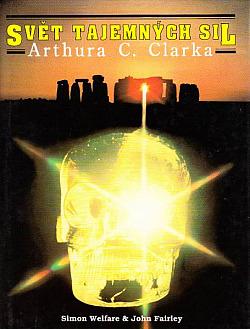 Svět tajemných sil Arthura C. Clarka obálka knihy