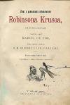 Život a podivuhodná dobrodružství Robinsona Krusoa, jak je sám vypravuje