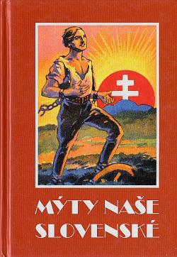 Mýty naše slovenské obálka knihy