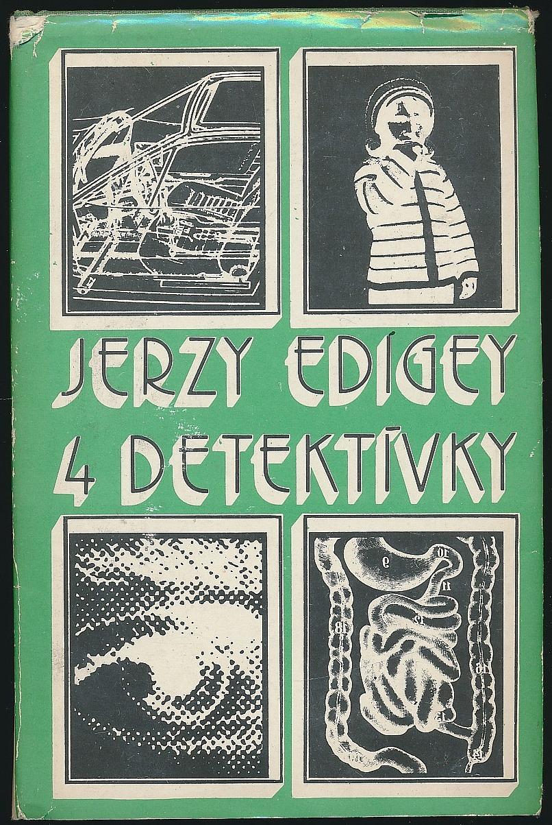 49a0061924fd 4 detektívky - Jerzy Edigey
