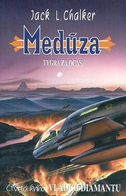 Medúza: Tygra za ocas obálka knihy