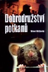 Dobrodružství potkanů obálka knihy