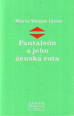 Pantaleón a jeho ženská rota obálka knihy
