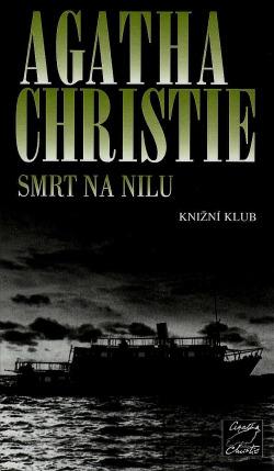 Smrt na Nilu obálka knihy