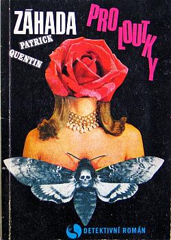 Záhada pro loutky obálka knihy