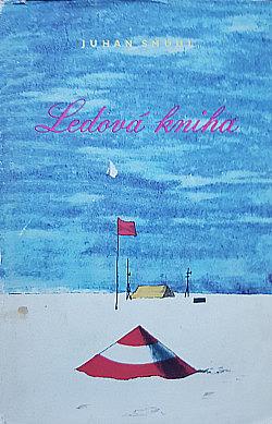 Ledová kniha obálka knihy