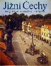Jižní Čechy obálka knihy