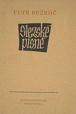Slezské písně obálka knihy