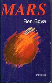 Mars obálka knihy