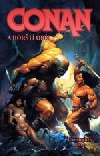 Conan a horští obři obálka knihy