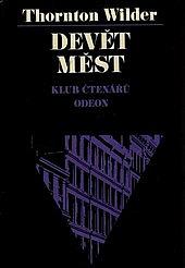 Devět měst obálka knihy