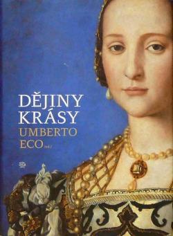 Dějiny krásy obálka knihy
