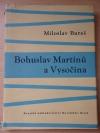 Bohuslav Martinů a Vysočina