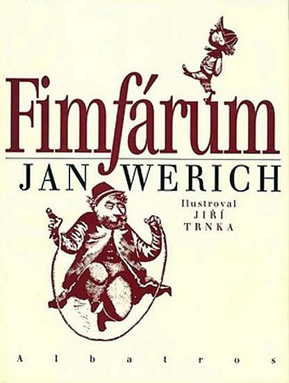 Výsledek obrázku pro Jan Werich – Fimfárum