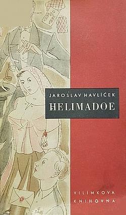 Helimadoe obálka knihy