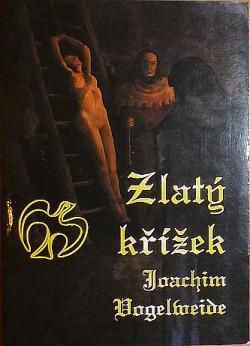 Zlatý křížek obálka knihy
