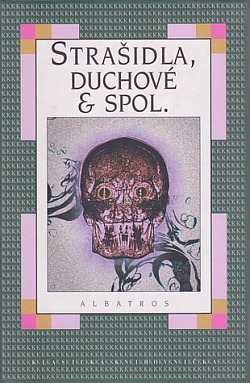 Strašidla, duchové & spol. obálka knihy