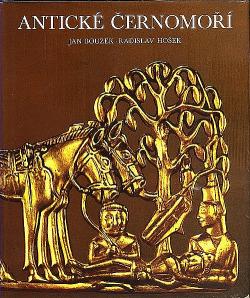 Antické Černomoří obálka knihy