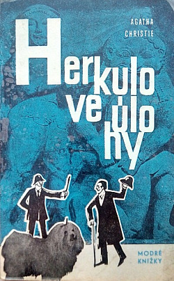 Herkulove úlohy obálka knihy