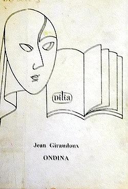 Ondina obálka knihy