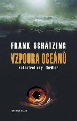 Vzpoura oceánů obálka knihy