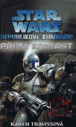 Star Wars: Přímý kontakt obálka knihy