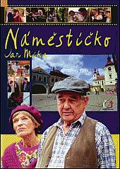 Náměstíčko obálka knihy