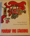 Pohádky pro Gordanu obálka knihy