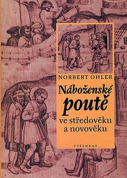 Náboženské poutě ve středověku a novověku obálka knihy