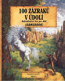 100 zázraků v údolí obálka knihy