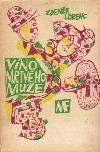 Víno mrtvého muže obálka knihy