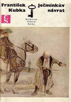 Ječmínkův návrat obálka knihy