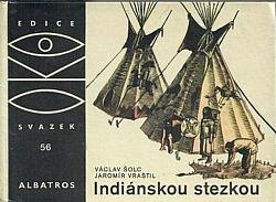 Indiánskou stezkou obálka knihy