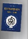 Efemeridy 1991-2000