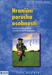 Hraniční porucha osobnosti obálka knihy