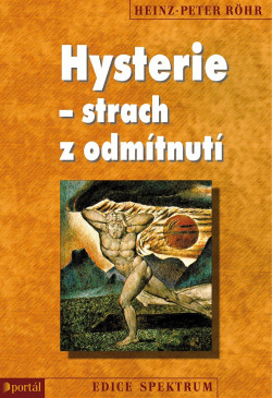 Hysterie – strach z odmítnutí obálka knihy