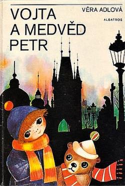 Vojta a medvěd Petr obálka knihy