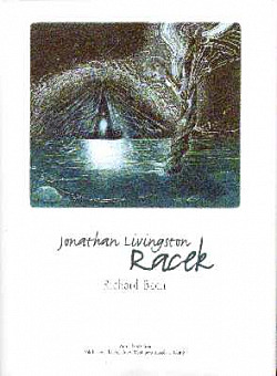 Jonathan Livingston Racek obálka knihy