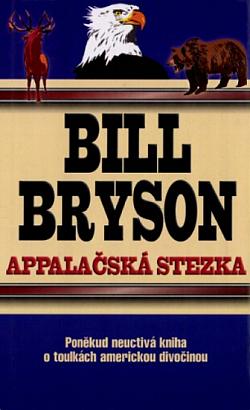 Appalačská stezka obálka knihy